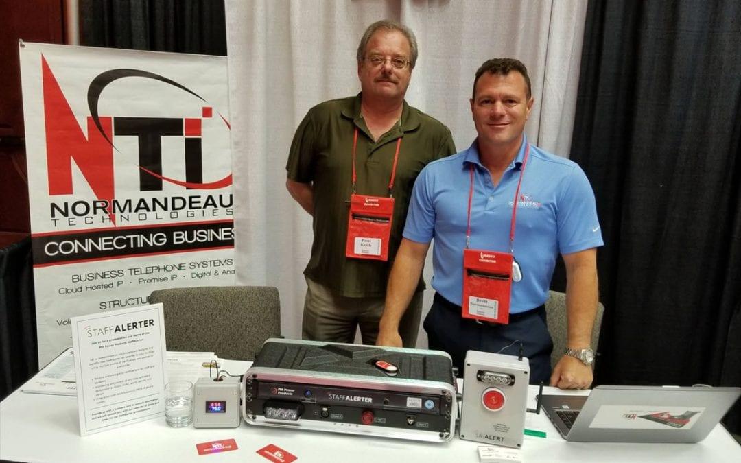 Normandeau Technologies Inc (NTI) Attends Annual NASRO Conference in Reno, NV